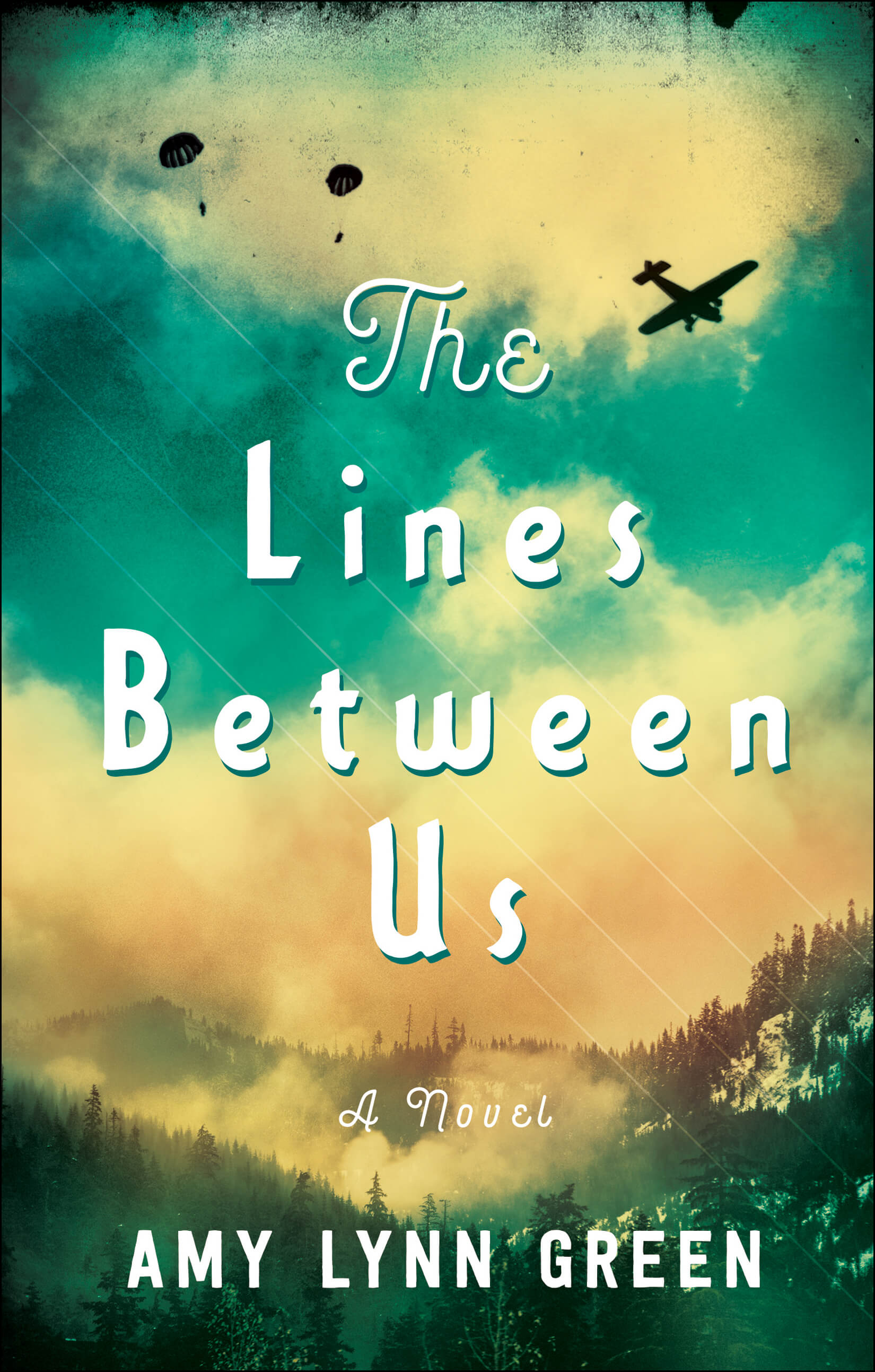 Cover for The Lines Between Us